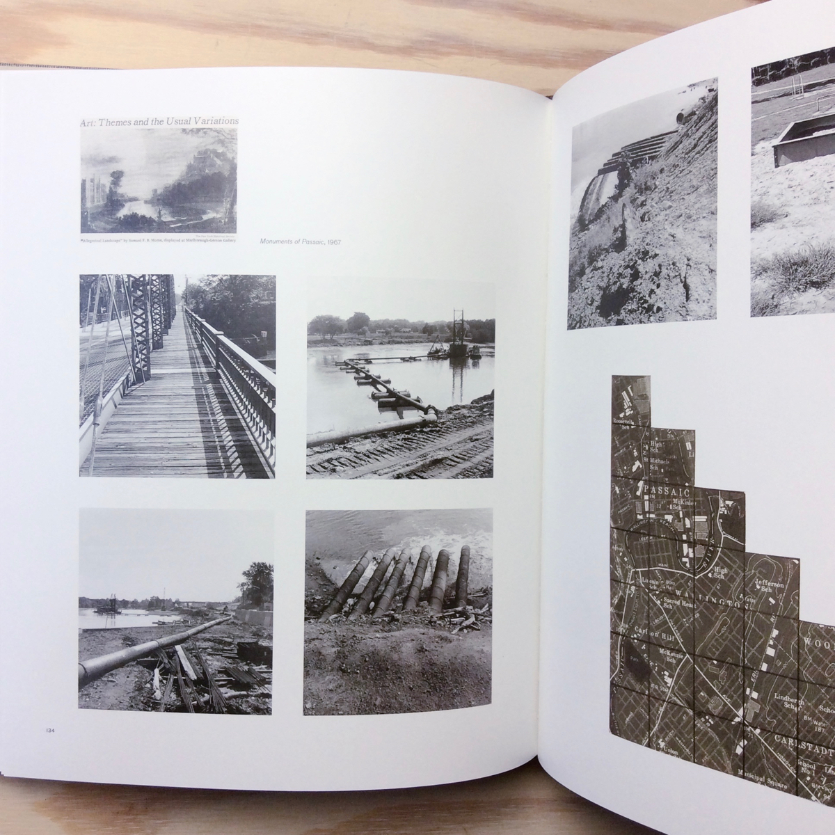 "spiral jetty essay by robert smithson The source of robert smithson's spiral the essay was illustrated with smithson's black-and ""when he built 'spiral jetty,' robert smithson."