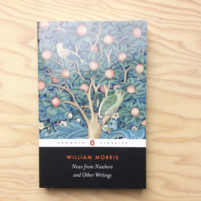 william morris news from nowhere essay William morris (1834–1896) was the best known of which is his socialist romance news from nowhere this example william morris essay is published for.
