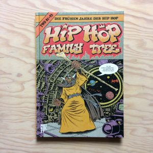 Hip Hop Family Tree Volume 2