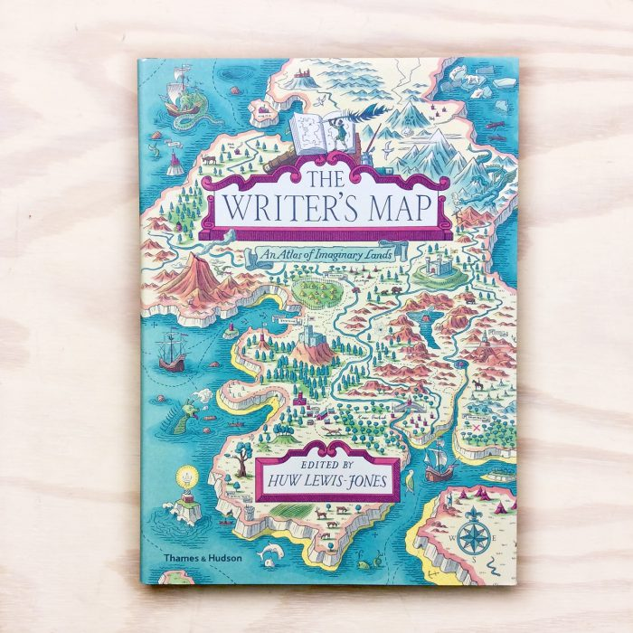 The Writer\'s Map - An Atlas of Imaginary Lands - Temporarily out of stock