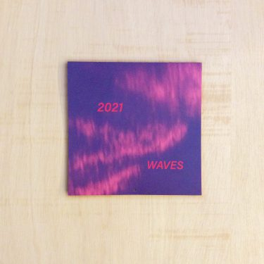 Waves 2021 feminist queer wall calendar Zabriskie Buchladen Berlin