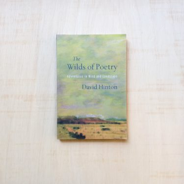 Zabriskie_david hinton_The Wilds of Poetry - Adventures in Mind and Landscape