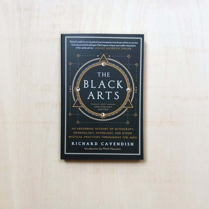 richard cavendish_the black arts