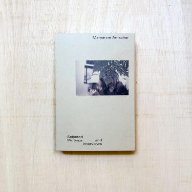 zabriskie_Maryanne Amacher - Selected Writings and Interviews - 1